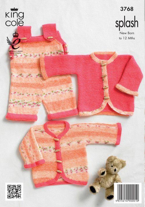 Baby Set - King Cole   tejidos para chicos   Pinterest   Bebé ...