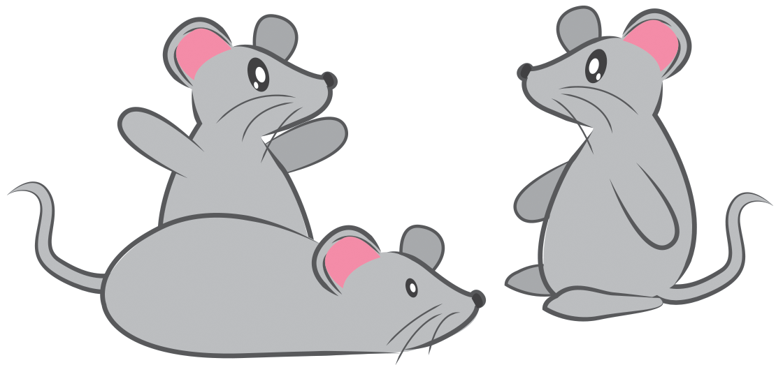 Clobbr The mice Mouse, Yay, Art
