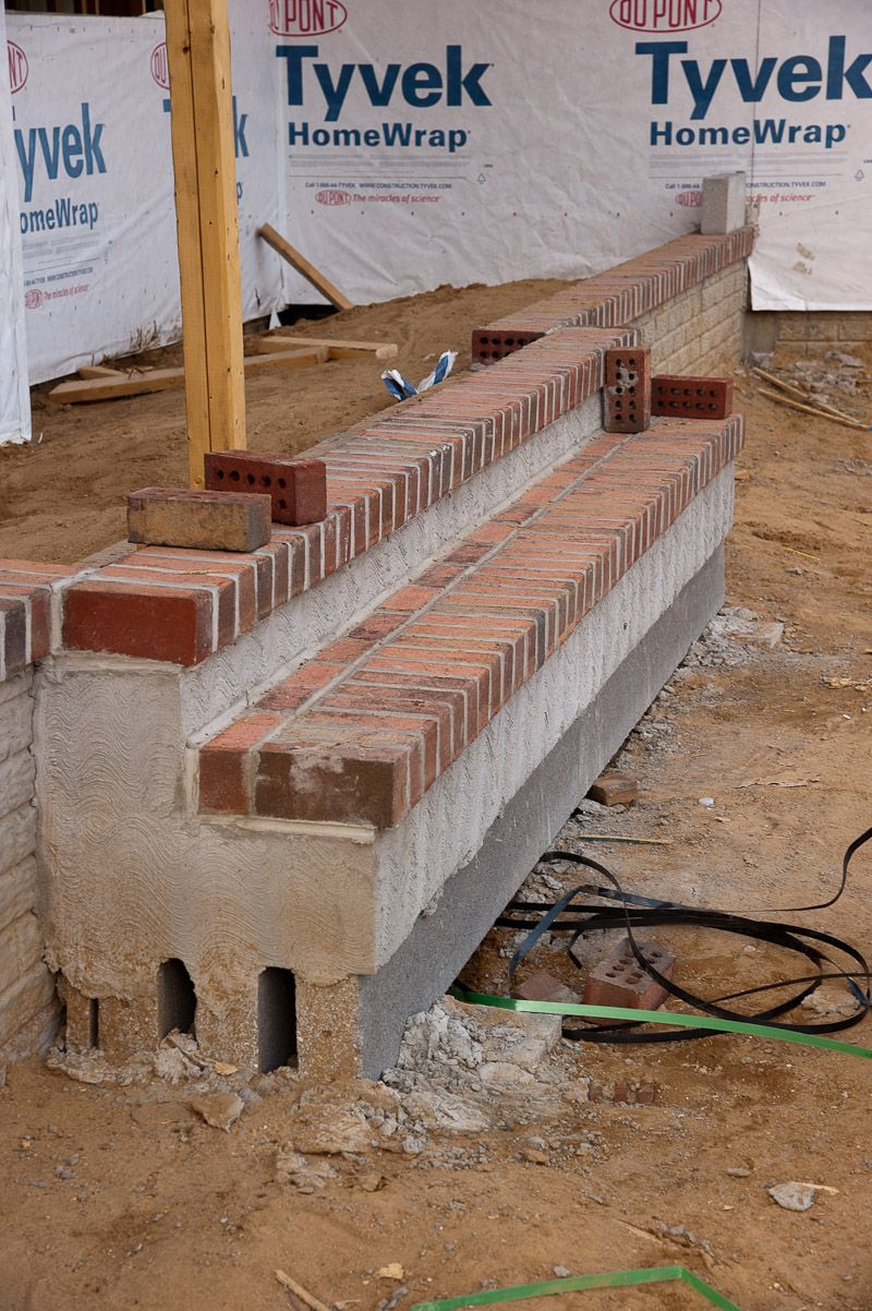 How to build steps with pavers - How To Build A Brick Step