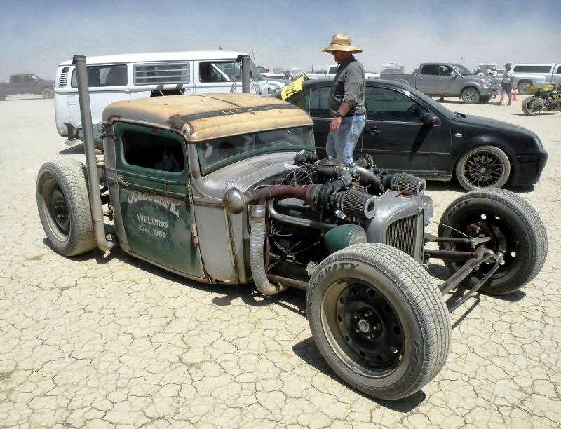 American Rat Rod Cars & Trucks For Sale: Dry Lakes Rat Rod   cars ...