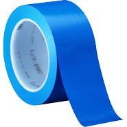 3m 471 Blue Vinyl Tape 2 In X 36 Yd Blue Blue 3m 471 Vinyl Tape 2 Inch X 36 Yard Is Great For Color Coding Abrasion Protect Blue Vinyl Vinyl Electrical Tape