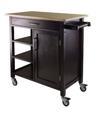 10 types of small kitchen islands carts on wheels currentyear kitchen ideas kitchen. Black Bedroom Furniture Sets. Home Design Ideas