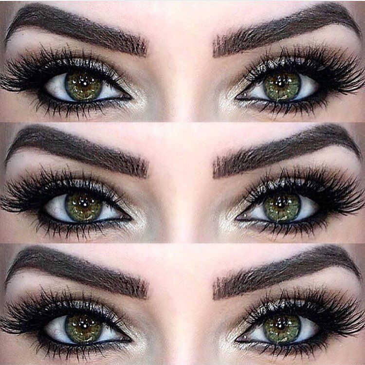 """Stunning!!!!!  @lipsandlouboutins @shophudabeauty mink lashes in Marilyn"""