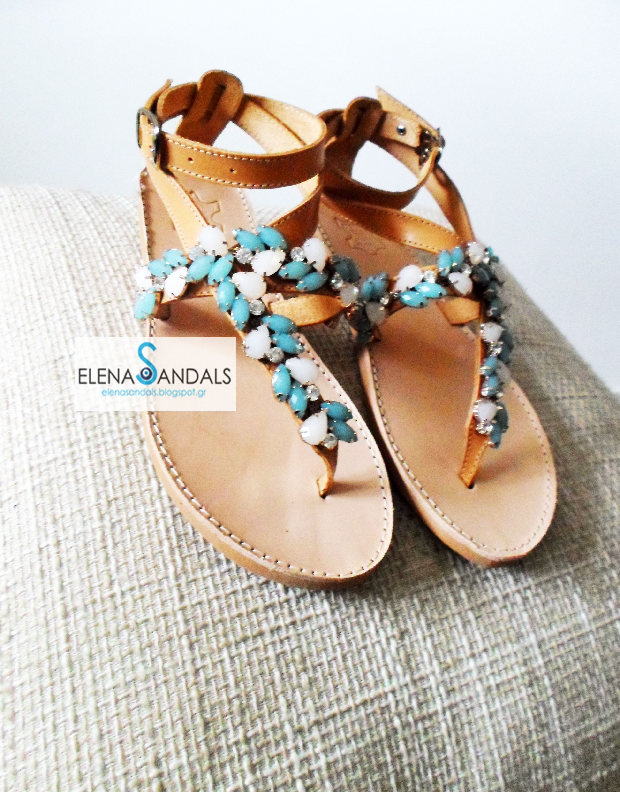 e9112841b74 Χειροποίητα σανδάλια δερμάτινα /handmade leather woman sandals #sandals  #summer #leather #σανδάλια #χειροποίητα elenasandals.blogspot.gr