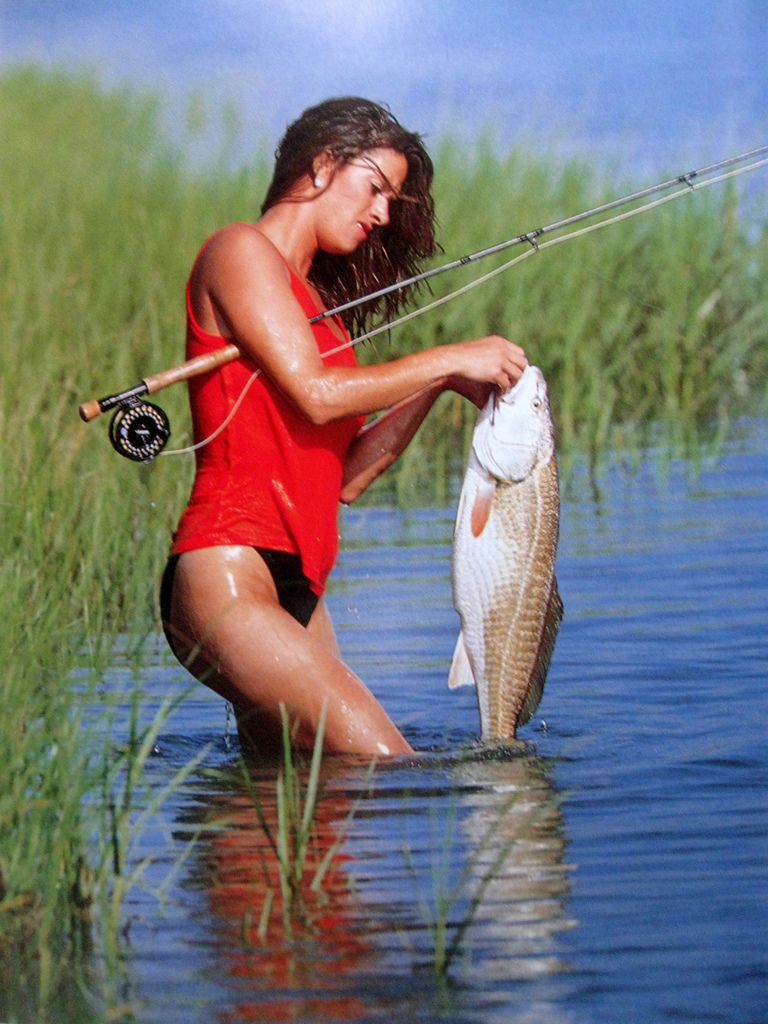 Home fish fly fishing and girls for Girls gone fishing