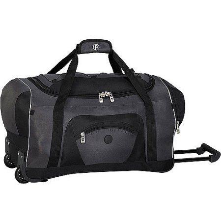 e96cb9131f Protege 25 inch Rolling Duffel Bag