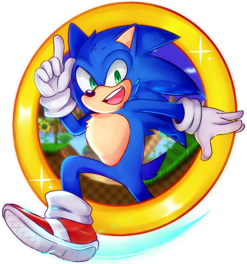 Supersonic By Maddzeee On Deviantart Sonic Hedgehog Art Sonic The Hedgehog