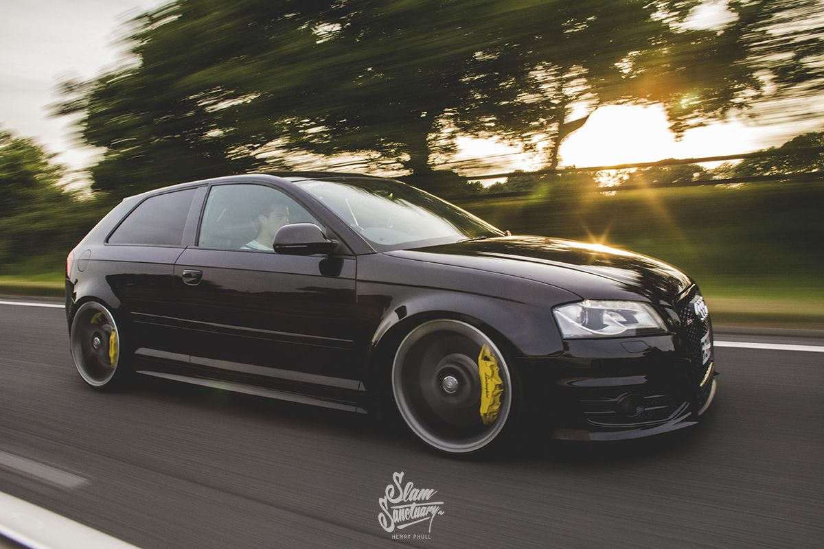 2009 Audi A3 Modified