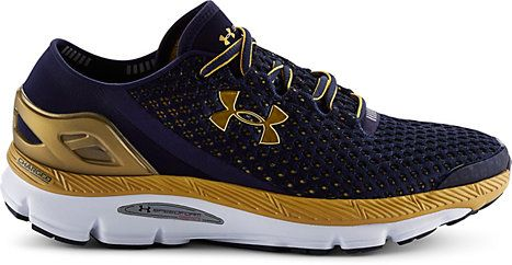 392d46c19e018 Under Armour Speedform Gemini Women's Running Shoes - Half Sizes    University Of Notre Dame