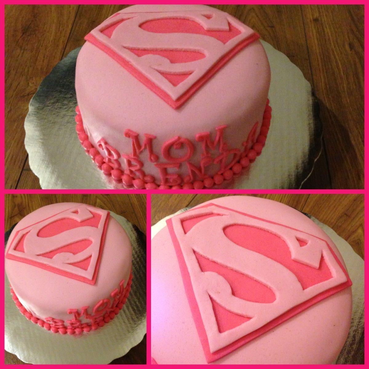 Supermom cake!!!