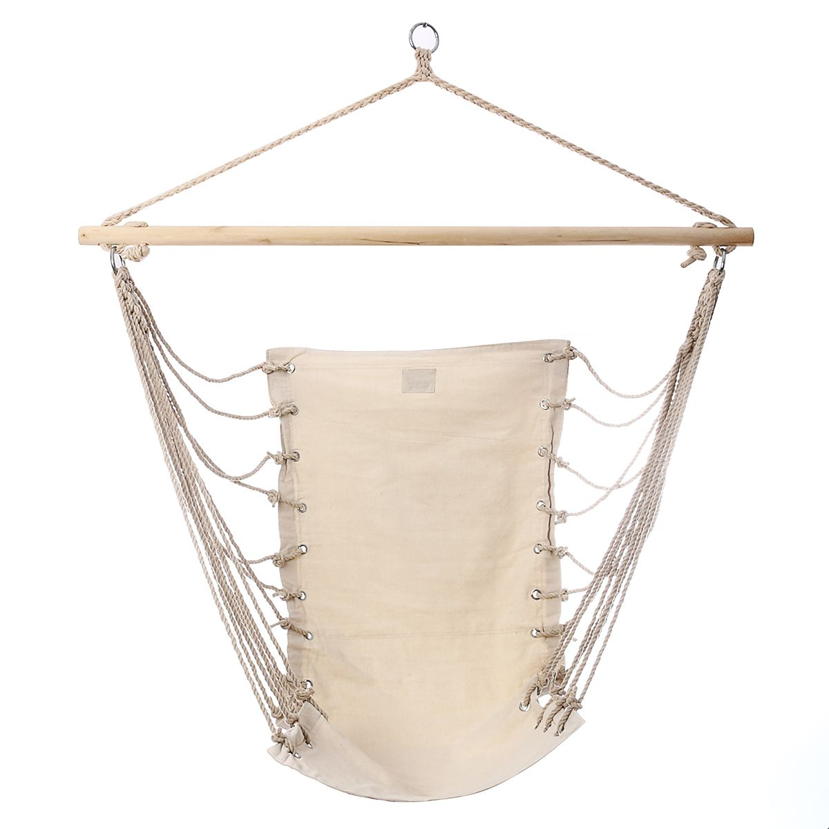 Outdoor Hammock Chair Hanging Chairs Swing Cotton Rope Net Swing Cradles Kids Adults Outdoor Hammock Chair Hammock Chair Outdoor Hammock