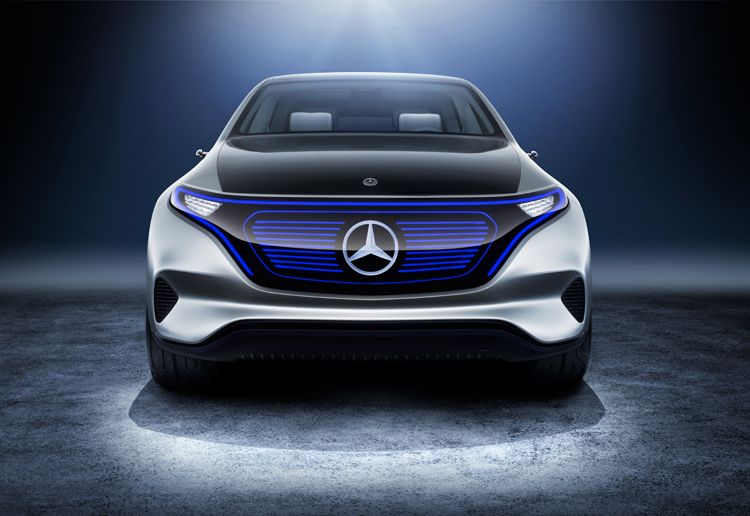 First Look At Mercedes Benz S Generation Eq Benz Car Mercedes Benz Cars Mercedes Benz