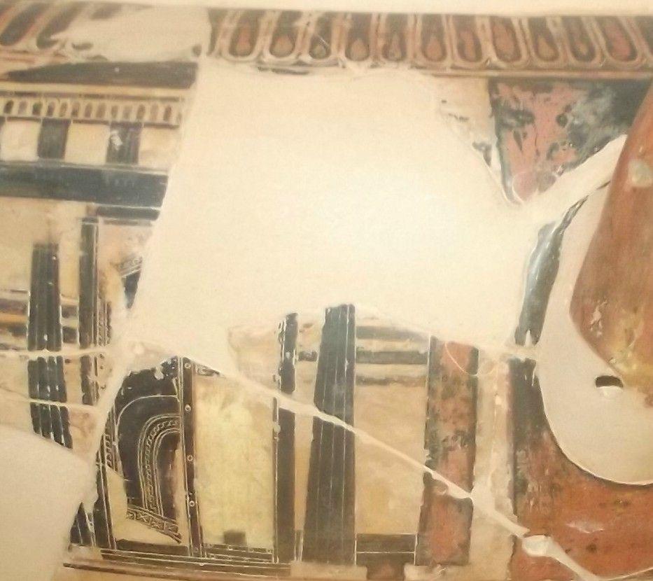 Vaso attico 570 a c circa firenze museo archeologico for Vaso attico
