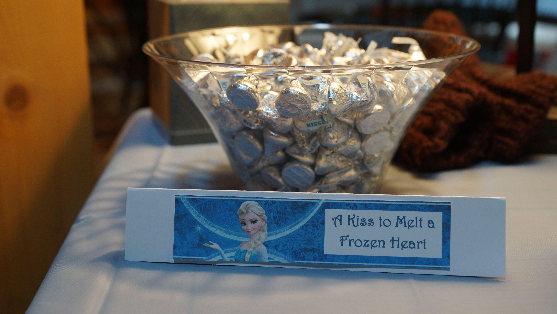 A Kiss to Melt a Frozen Heart