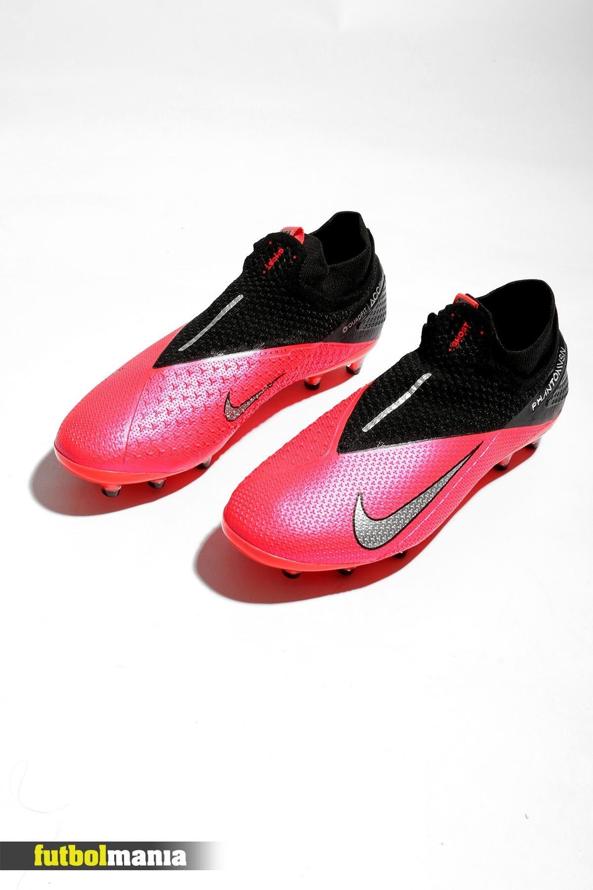 cuchara Es barato válvula  Nike Phantom Vision | Nike fútbol, Zapatos de fútbol nike, Botas de futbol  nike