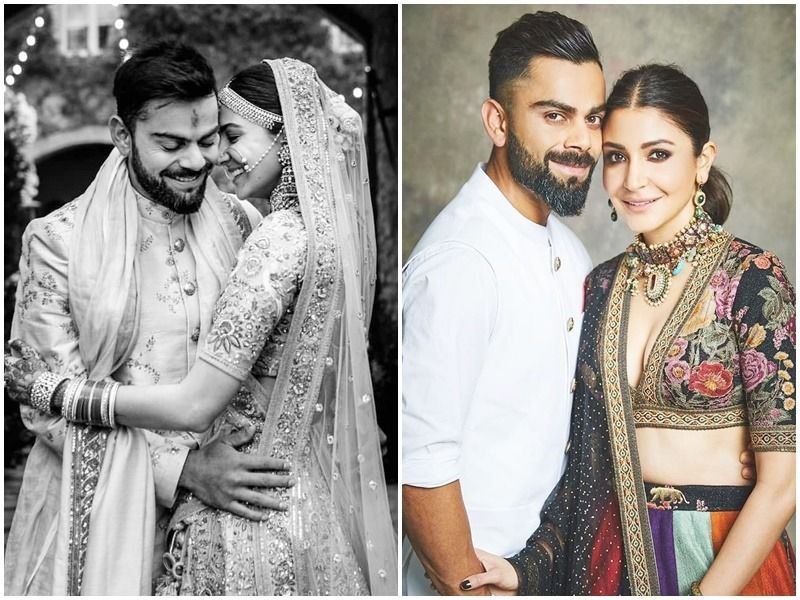 Virat Kohli net worth 3 times more than Anushka Sharma