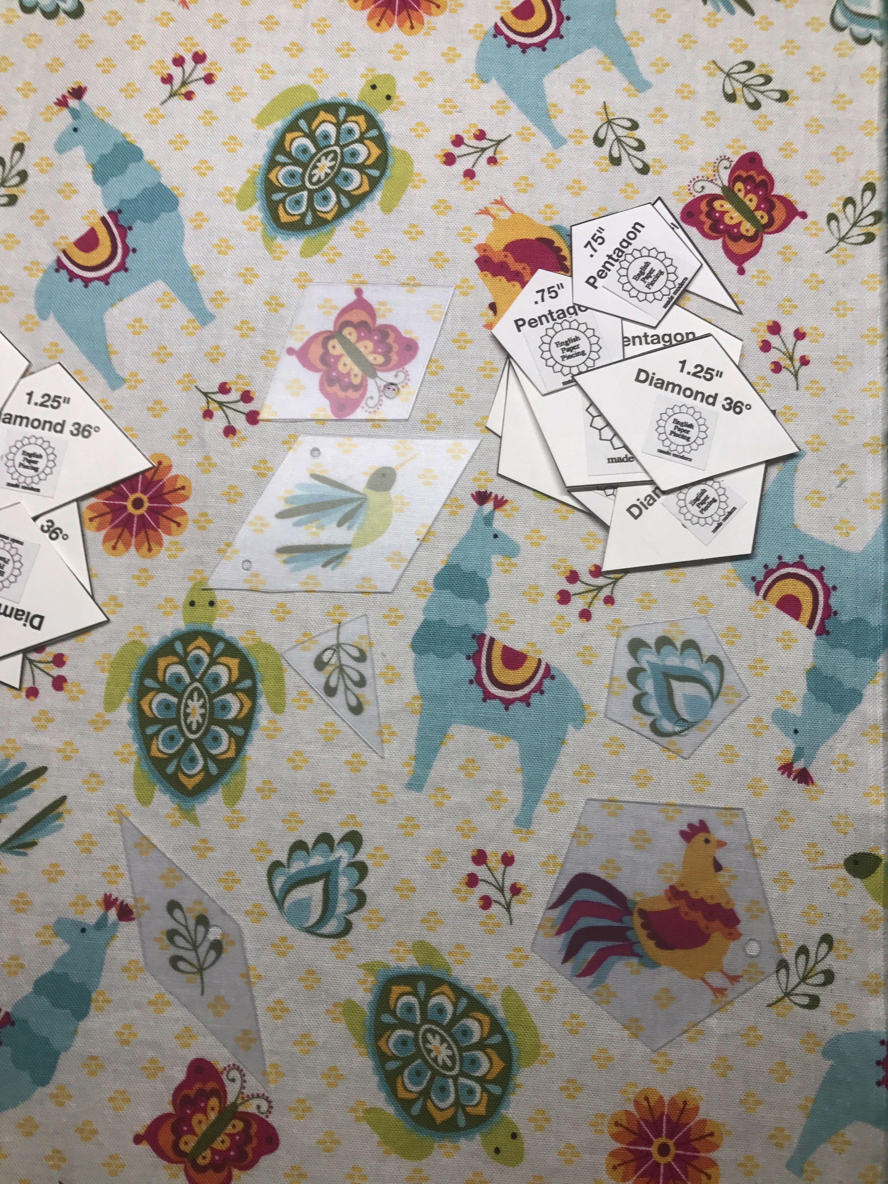 Home | Quilt storage, English paper piecing and Paper piecing