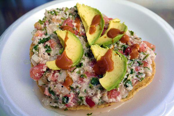 Ceviche de pescado estilo Ensenada at Mariscos Los Lechugas  36cee315b91a1