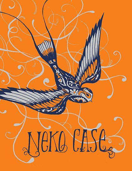 Neko Case Concert Poster Design Poster Art Album Cover Art