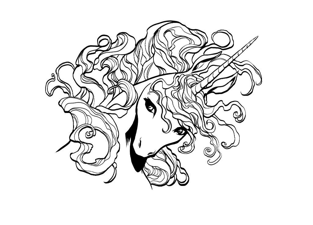 43++ Printable unicorn birthday coloring pages ideas