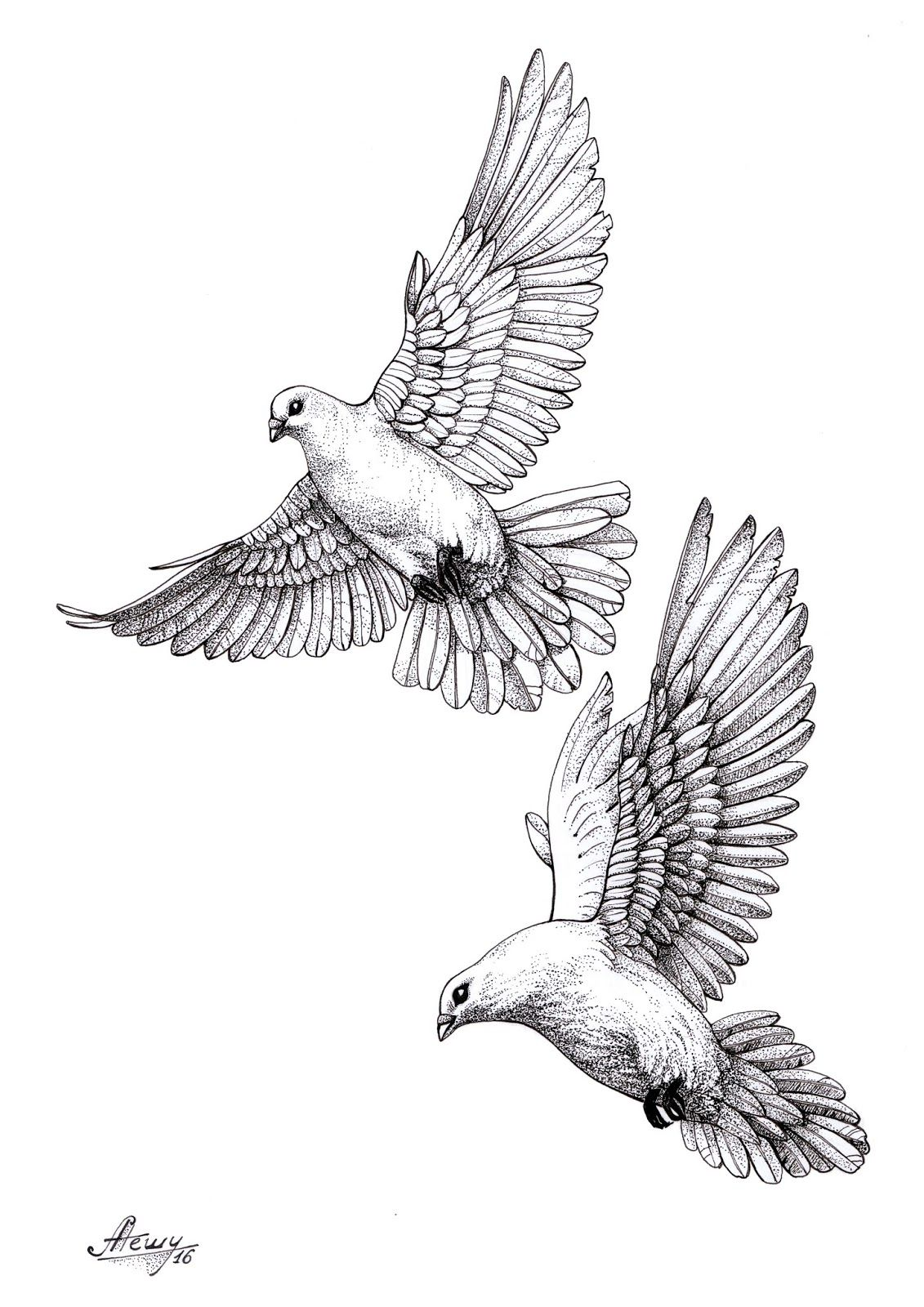 90 Adorable Bird Tattoo Designs For The Bird Lover Dove Tattoos Pigeon Tattoo Tattoo Designs