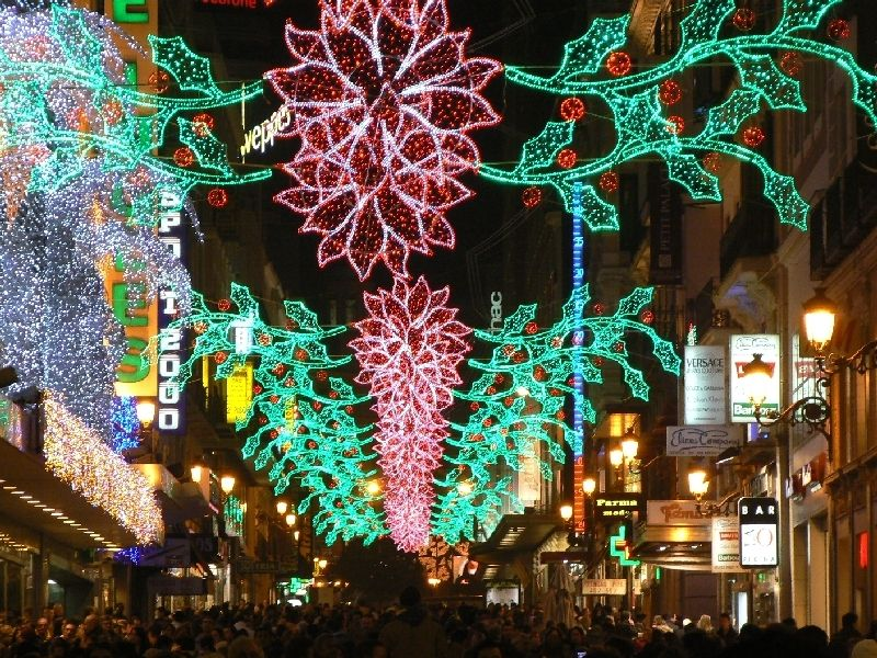 Christmas Spain.A Video Report About Christmas Spain Holidays Christmas