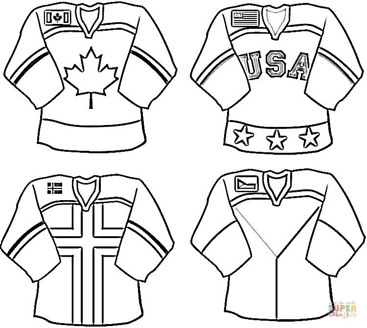 hockey colour by number - Google Search | Sports coloring ...