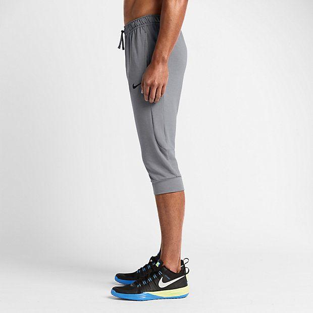 Analítico antiguo notificación  Nike Dri-FIT Touch Fleece 3/4 Men's Training Pants | Gym men, Training pants,  Mens training