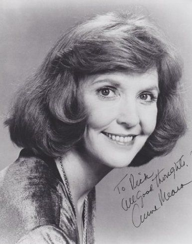 Anne Meara Born Sept 20 1929 Is An American Actress And