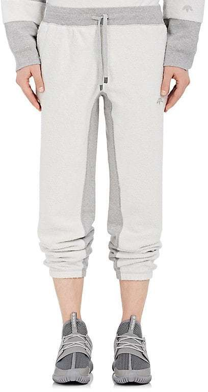 93a7895ced20 adidas Originals by Alexander Wang Men s Cotton French Terry Jogger  Sweatpants