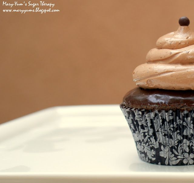 Chocolate Lover's Cupcake
