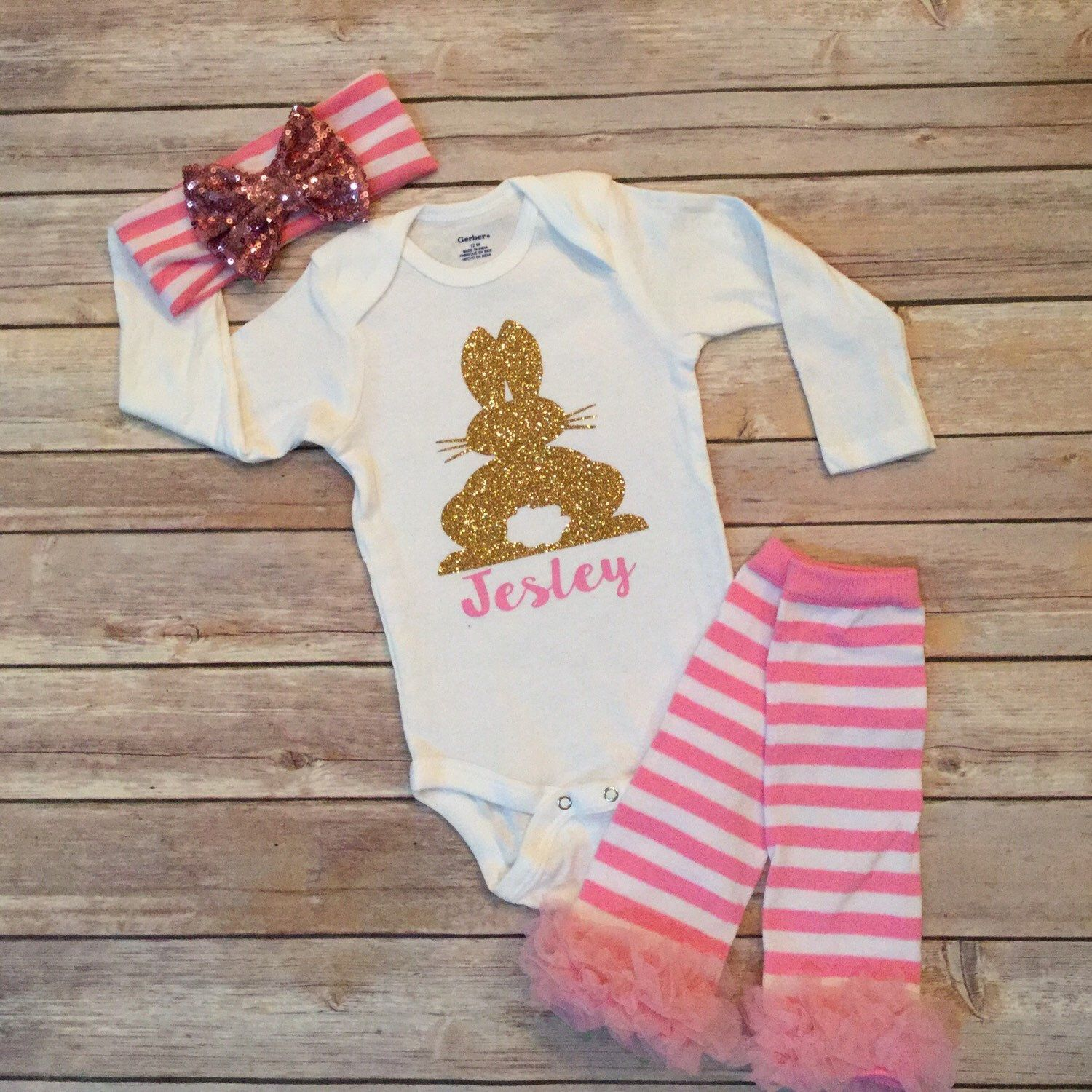 Baby Girl Outfit//Newborn Outfit// Baby Shower Gift// Newborn Baby Outfit//Baby Girl Easter Outfit  //take home outfit by ShopDoubleH on Etsy https://www.etsy.com/listing/268952334/baby-girl-outfitnewborn-outfit-baby