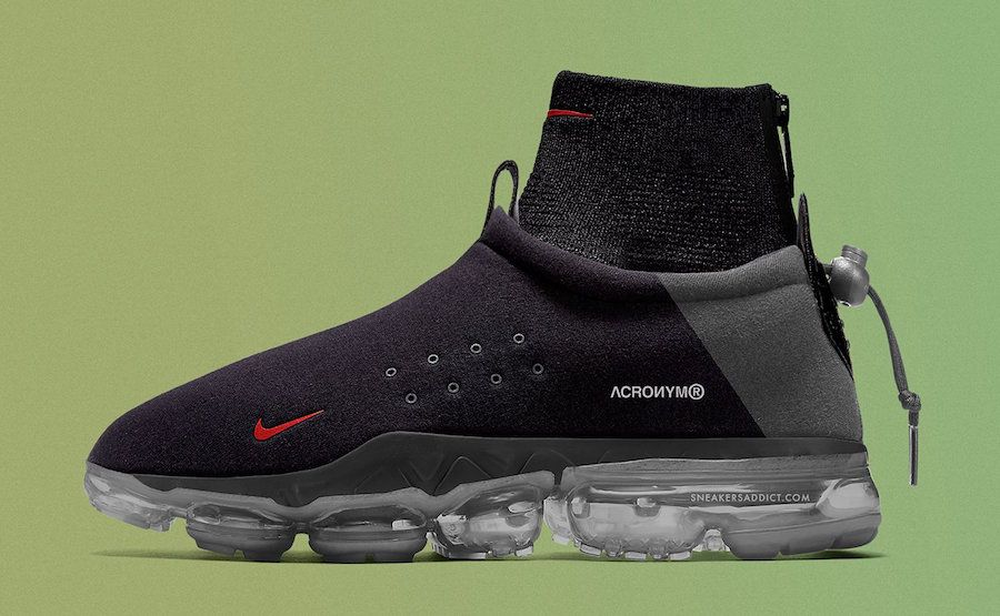 f6711b7b94517 Acronym x Nike Air VaporMax Moc Release Date | Sneakers Shoes ...