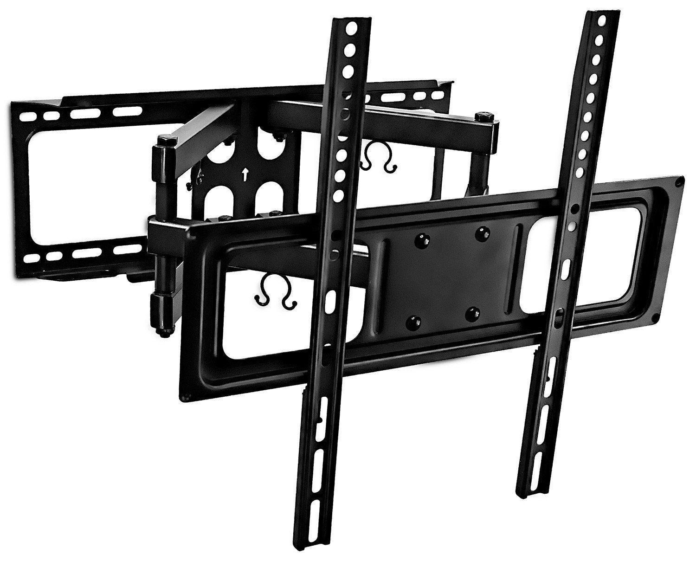 Tiltswivelarticulatingextending arm wall mount