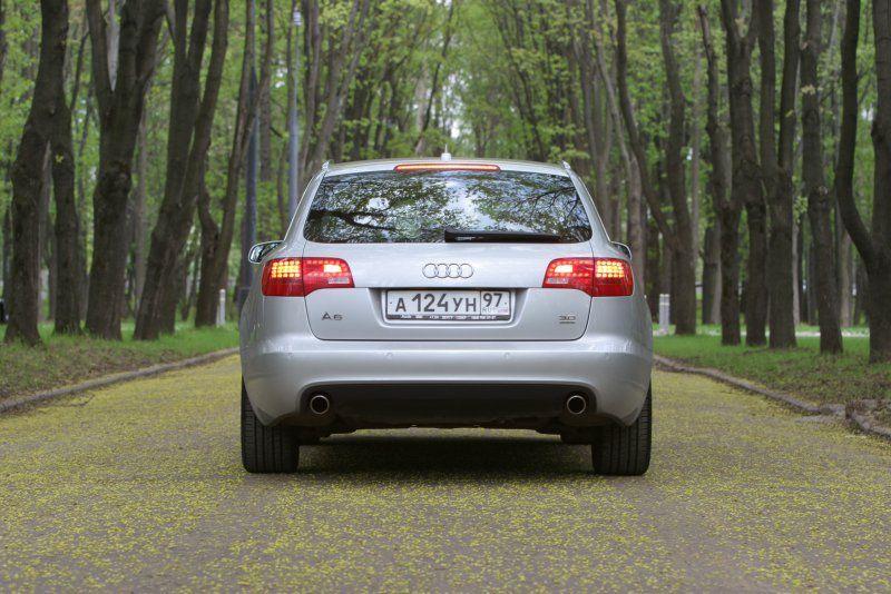 Тестдрайв Audi A6 Аvant Автомобили, Бизнескласс