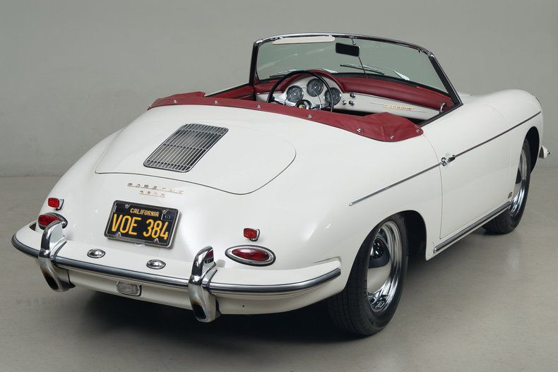 1960 Porsche 356b For Sale In Scotts Valley California: 1961 Porsche 356, Scotts Valley CA United States