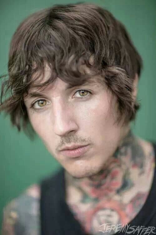 Found on | Bands/Music | Oliver sykes, Oli sykes, Oliver ...
