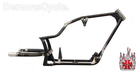 Softail Pro Street 300 Custom Frame for Harley-Davidson Sportster ...