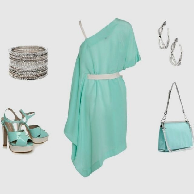 Yummy mint outfit