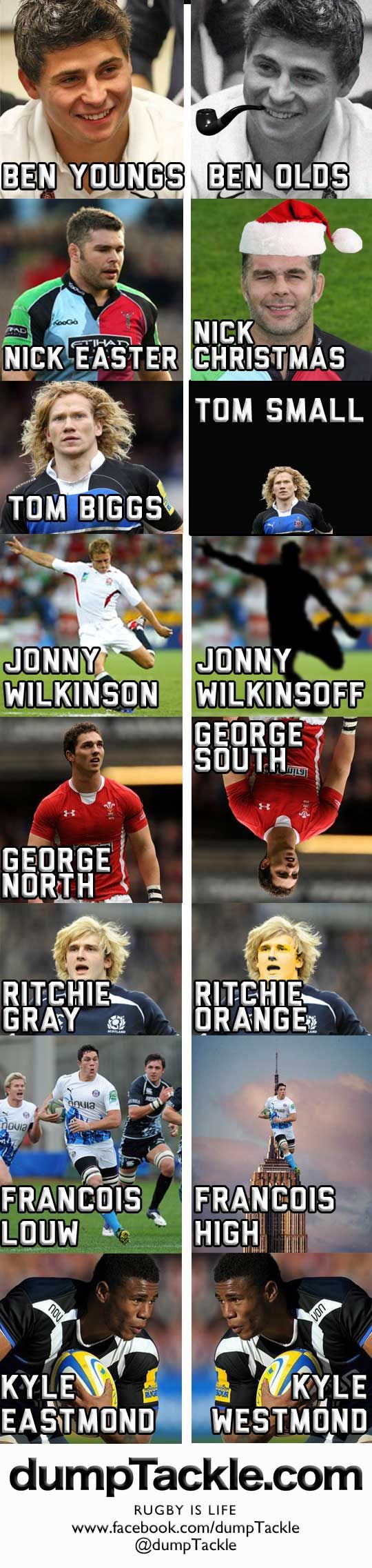 Dumptackle Com Rugby Is Life Rugby Memes Rugby Jokes Rugby Funny