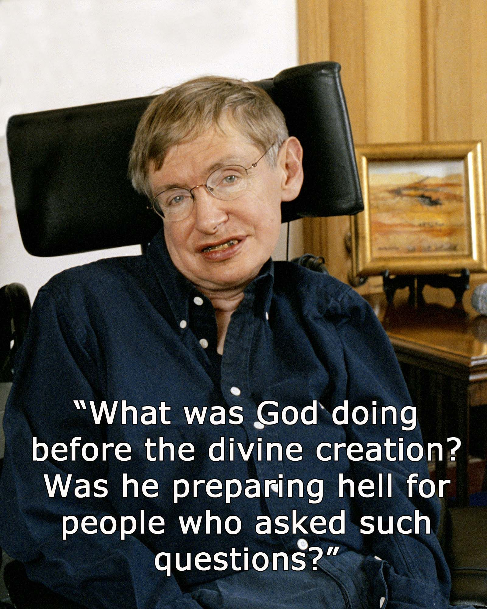 Stephen Hawking Quotes Stephen Hawking And Creation Iimgurcom