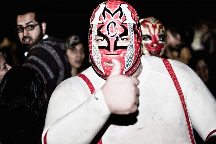 Luchas mexicanas