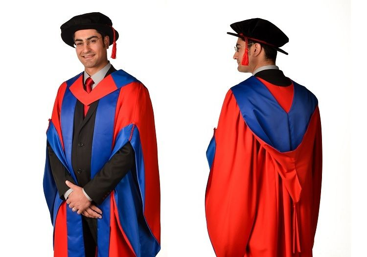 17 Best images about PhD Gowns on Pinterest | Tassels, Cap d'agde ...