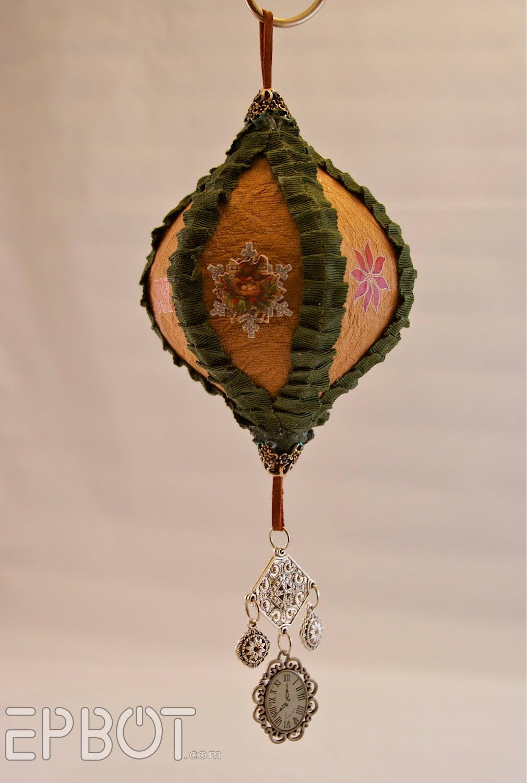 EPBOT: Inspiration File: Steampunk Christmas Ornaments ...