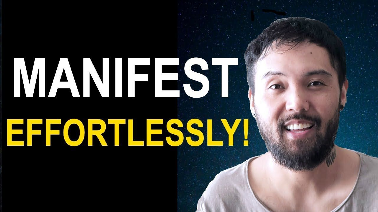 How to Manifest Anything You Want Faster & Effortlessly
