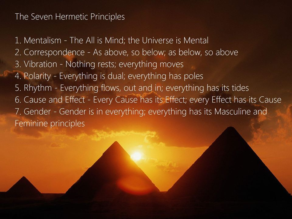 Ancient Hermetic Gnostics Passed Down A Crucial Set Of Principles