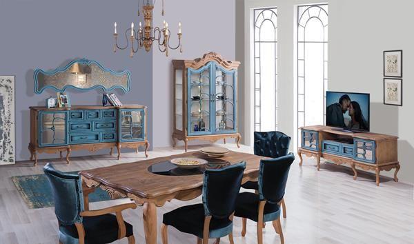 21 vintage dining room