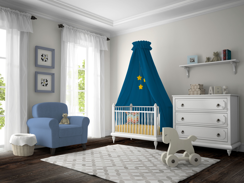Dark Wood Floors Perfectly Accent White Furniture Like Those