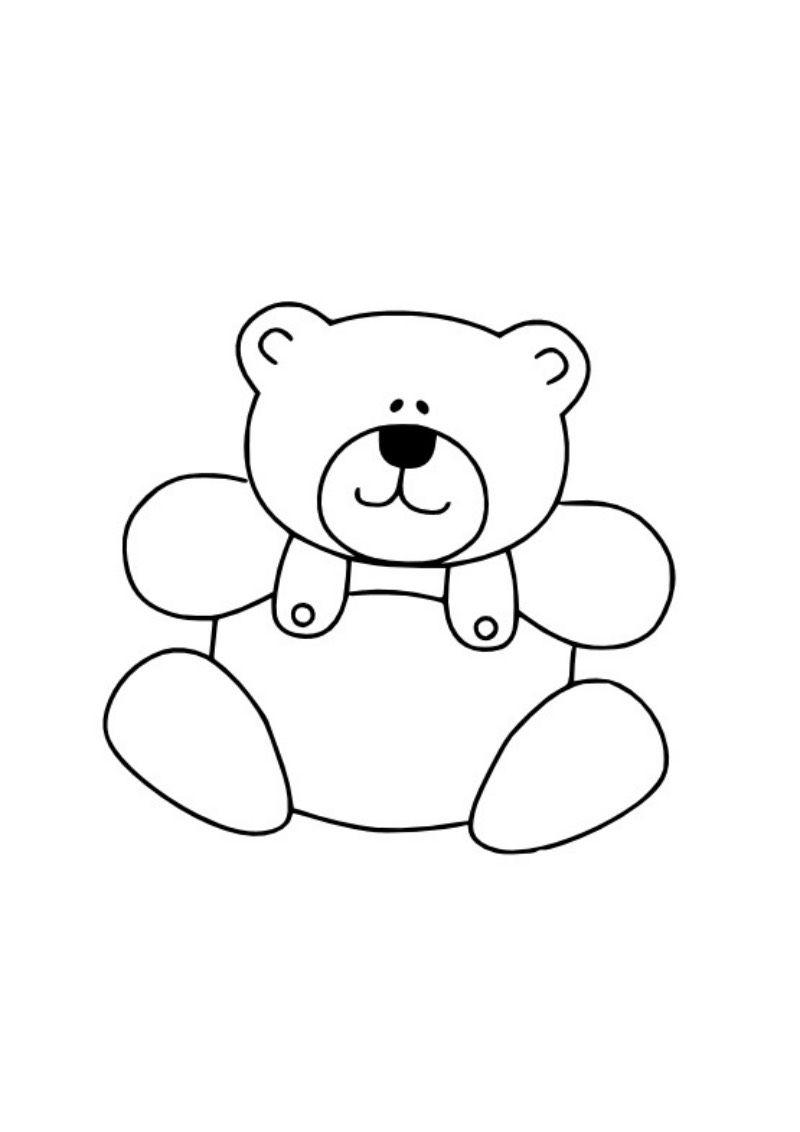 Dzien Pluszowego Misia Kolorowanki 2 Dzien Niedzwiedzia Dzien Pluszowego Misia Kolorowanki L Teddy Bear Coloring Pages Bear Coloring Pages Spiderman Coloring