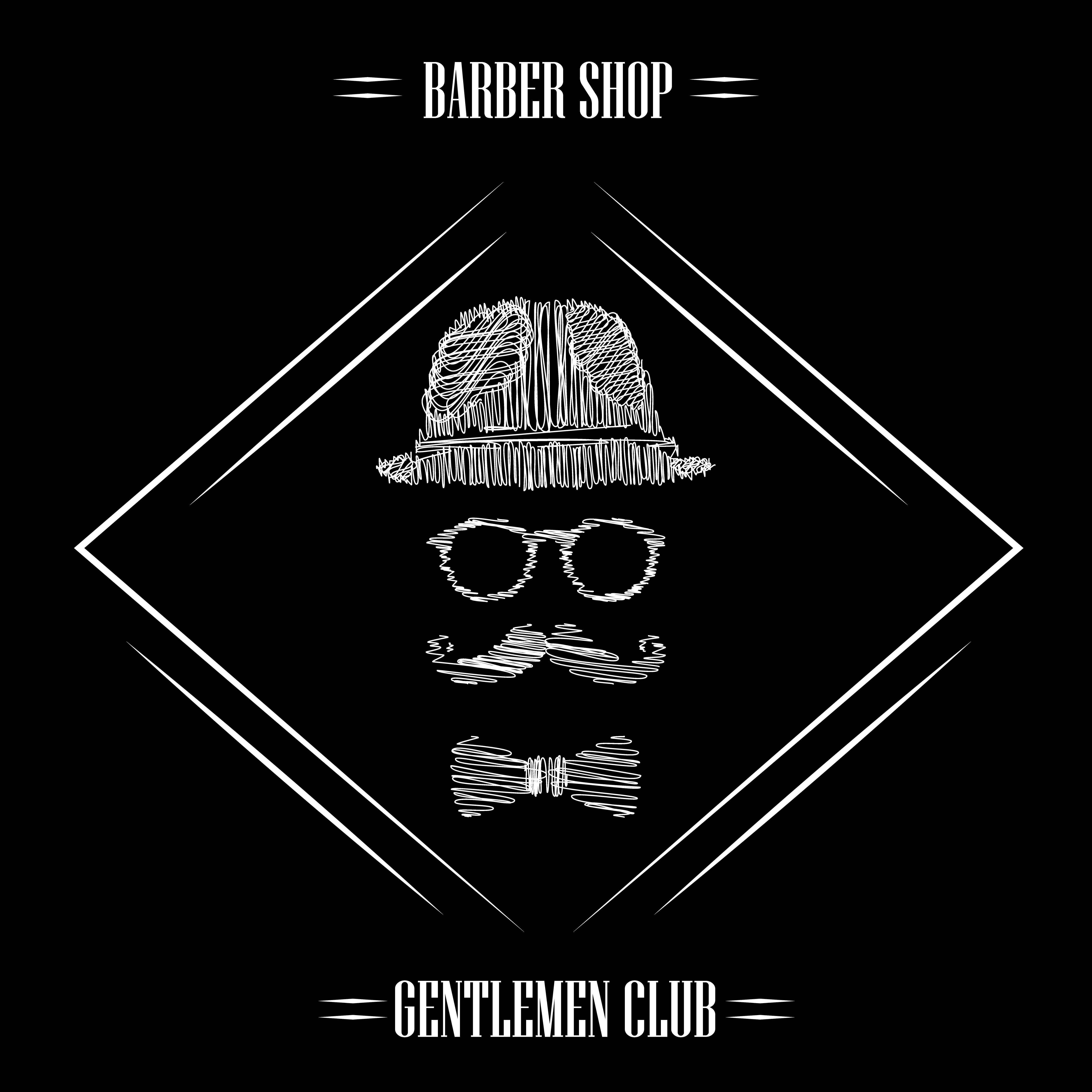 9449c08010c Hipster  hat  cap  mustache  man  character  gentlemen  bow tie  barber  shop  fashion  old  retro  vintage  brand  English  print  style  badge   emblem  ...